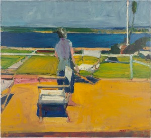 Diebenkorn-figure on porch