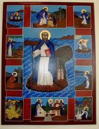 St. Columba & Nessie