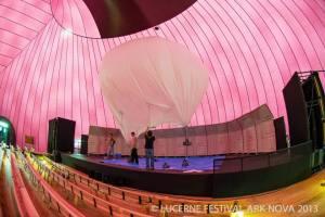Ark Nova interior