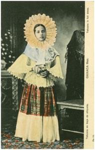Tehuana in Full Dress