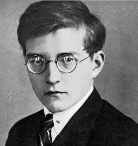 Young Shostakovich