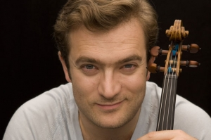Renaud Capuçon; photo by Darmigny