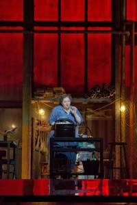 Christine Goerke as the Dyer's Wife; photo by Ken Howard