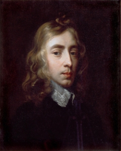 Portrait of Milton attributed to Sir Peter Lely