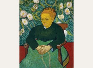 La Berceuse (1889), Museum of Fine Arts, Boston
