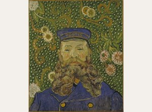 THe Postman (1889), The Museum of Modern Art, New York