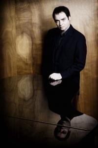 Russian pianist Alexander Melnikov