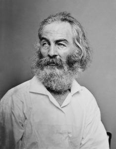Matthew Brady's photograph of Whitman