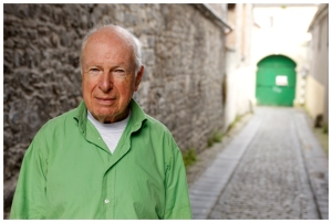 Peter Brook. Photo: Colm Hogan