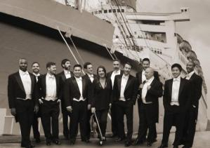 New Century Chamber Orchestra with Nadja Salerno-Sonnenberg