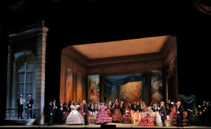 La Traviata: 2014 production at San Francisco Opera; ©Cory Weaver/SFO