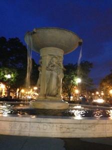 Fountain of Plenty