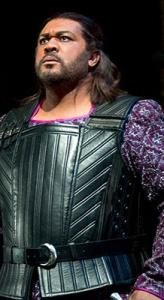 Gordon Hawkins as  Nabucco