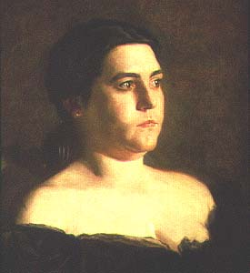 Maybelle, Thomas Eakins (1898); oil on canvas