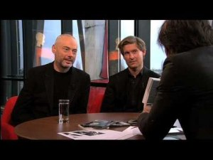 Mark Padmore (l) and Kristian Bezuidenhout (r)