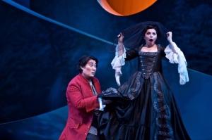 Shenyang (Figaro) and Nuccia Focile (Susanna) (c) Jacob Lucas