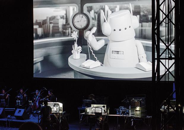 Kid Koala - Nufonia Must Fall - Noorderzon_Festival_2014_@_Groningen_NL_ Jørn-Mulder-93