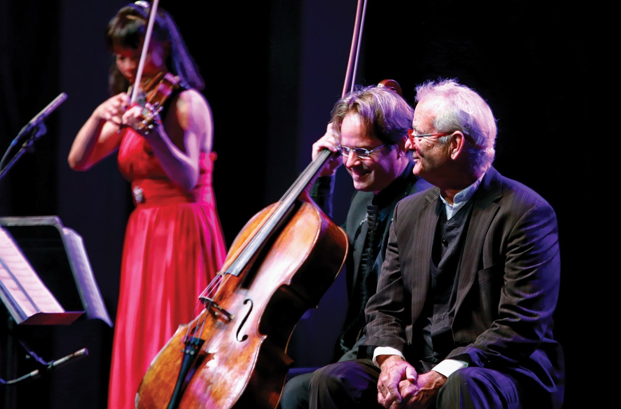 "Cellist Jan Vogler and His Trio Venture into ""New Worlds"
