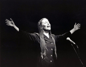 Meredith Monk; photo by Masimo Agus